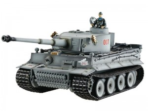 Радиоуправляемый танк Taigen German Tiger 1 RTR (Early version) 1:16 2.4GHz (ИК) фото