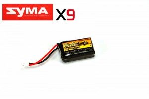 Аккумулятор Black Magic LiPo 3.7V 1S 20C 500mAh (Molex) для Syma X9 фото