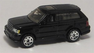 Модель автомобиля Ideal Land Rover Range Rover Sport 1:64 фото