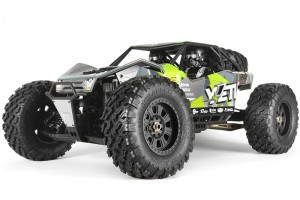 AXIAL Yeti XL 4WD 1/10 KIT фото