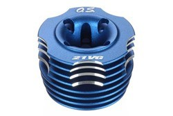 Heatsink Head 21VG (Blue) фото