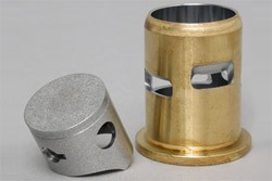 21RZB Cylinder & Piston Assembly фото