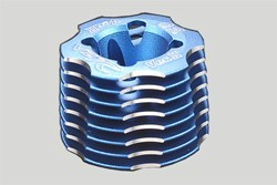 Heatsink Head (Blue) 21VZ-R VER.2 фото