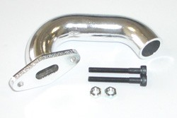 12CV Exhaust Header Pipe (V One-R) фото