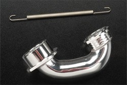 Exhaust Header Pipe Assy M1011SC фото