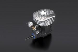 Спортивный двигатель внутреннего сгорания B21 TY2 Combo Set для багги 1:8 (с глушителем) фото