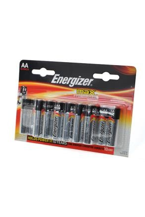 Батарейка Energizer Max+Power Seal LR6 BL16 фото