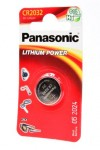 Батарейка Panasonic Lithium Power CR-2032EL/1B CR2032 BL1