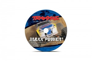DVD, Maxx Power! Full Throttle Action (sleeve) фото