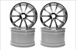 Ten-Spoke Wheel (Plated/ST-R/4pcs) фото
