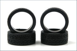 Резина для Mini-Z Racing Radial Tire 40° фото