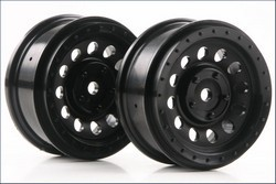 Wheel (2pcs/Black/DRT) фото