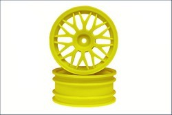 Narrow Wheel(56/Mesh)Yellow фото