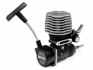 Нитродвигатель 0.18 HPI Nitro Star G3.0 (Pull Start) фото