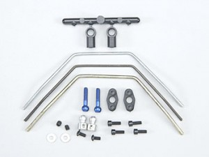 TC4 Anti-Roll Bar Kit (includes 3 bars) фото