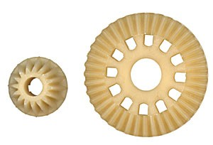 Шестерни дифференциала TC Differential Ring Gear & Drive Pinion Gear фото