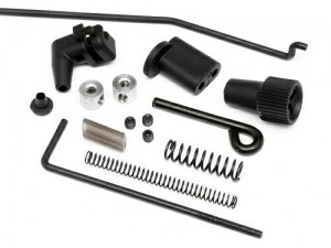 Детали привода газа - Throttle Linkage Set фото