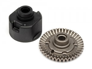Differential Gear Case Set (39T) фото