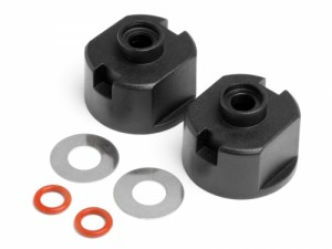 Differential Case, Seals & Washers (2Pcs) фото