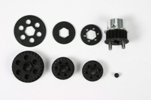TM G4 Pulley Set (502259,502207) фото