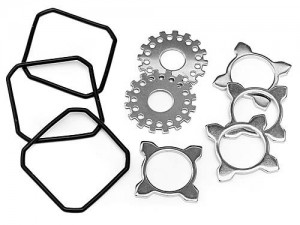 Diff Washer Set (for #85427 Alloy Diff Case Set) фото
