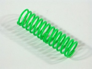 Пружины Pro Linear Spring 13x27mm (Green 247g/mm) фото