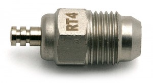 Свеча - Reedy RT4 Turbo Glow Plug, hot фото