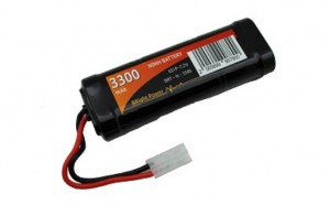 Аккумулятор Bright Power NiMH 7.2V 6cell 3300mAh (Tamiya) фото