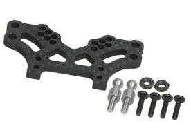 Rear Graphite Shock Tower For RC18-R фото