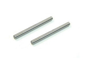 Штифт Titanium front upper arm hinge pin set M3x23mm (2) фото
