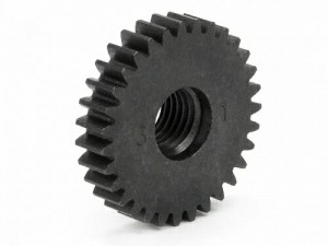 Шестерня ведущая Pinion Gear 31 Tooth (48 Pitch) (Electric 2 Speed) фото