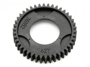 Шестерня ведомая SPUR GEAR 42 Tooth (1M/2ND GEAR/2SPEED) фото