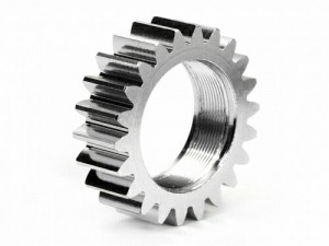 Шестерня ведущая Threaded Pinion Gear 22Tx16mm (1M/2nd Gear/2Speed) фото