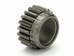 Threaded Pinion Gear 20Tx12mm (0.8M/1st/2 Speed) фото