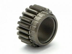 Threaded Pinion Gear 21Tx12mm (0.8M/1st/2 Speed) фото