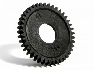 Шестерня ведомая Spur Gear 41 Tooth (1M) (Adapter Type/Nitro 2 Speed) фото