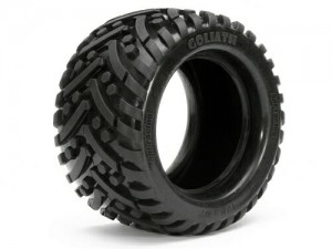 Шины 1/8 - Goliath Tyre (178x97mm/2шт) фото