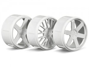Диски комплект Wheel Set (White/Micro RS4) фото