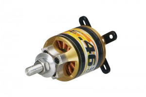 Бесколлекторный электродвигатель Rimfire .46 42-60-800 для авиамоделей фото
