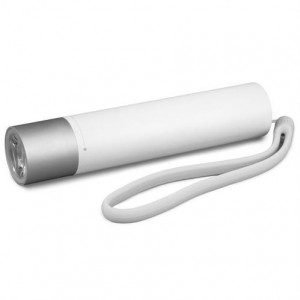 Фонарик Xiaomi Portable Electric Torch White фото