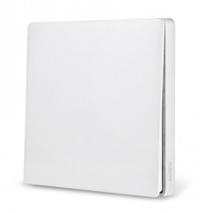 Беспроводной выключатель Aqara Wall Wireless Switch One Button Edition White (без упаковки) фото