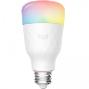 Умная лампочка Xiaomi Yeelight LED Light Bulb 1S фото