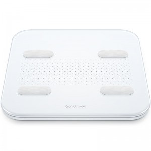 Умные весы Xiaomi Yunmai Smart Body Fat Scale Color2 White фото