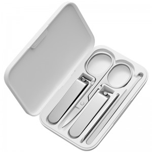 Маникюрный набор Xiaomi Mijia Nail Clipper Five Piece Set фото