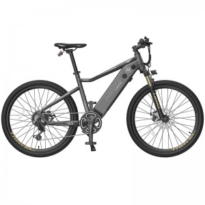 Электровелосипед HIMO C26 Electric Power Bicycle Gray фото