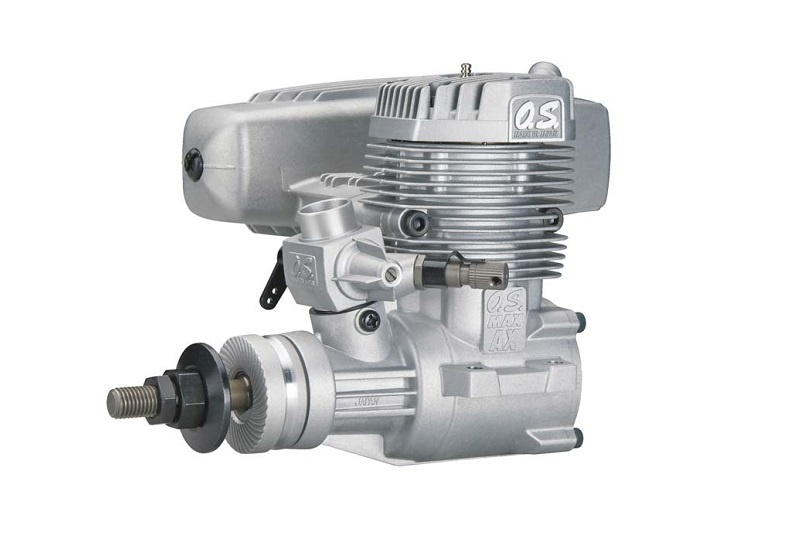 Двигатель O.S. Engines Max 75AX фото