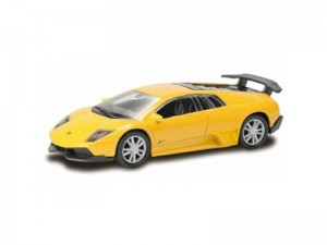 Машина Ideal 1:64 Lamborghini Murcielago LP 670-4 SV фото