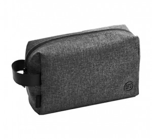 Сумка дорожная Xiaomi 90 Points Manhattan Men's Storage Bag Dark Gray фото