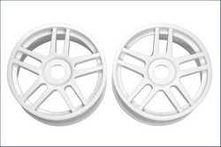 Wheel (10-Spoke/White/2Pcs) фото
