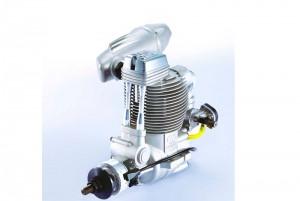 Двигатель O.S. Engines GF30 II (70T2) w/F-6040 Silencer 3A010 фото